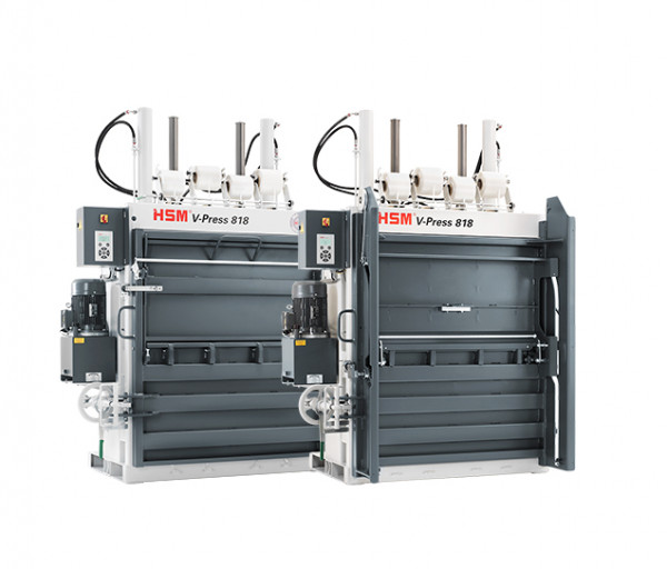 HSM V-Press 818