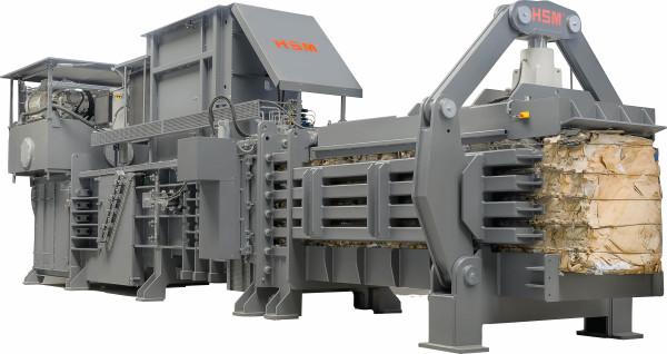 Kanalballenpresse HSM VK 15020