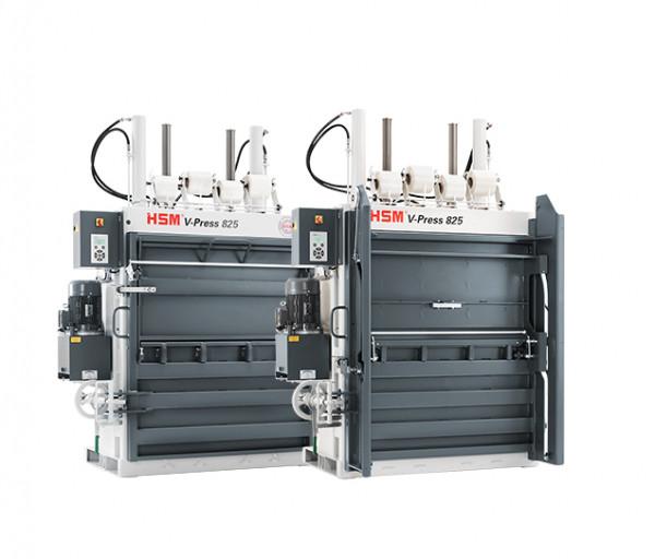 HSM V-Press 825 plus