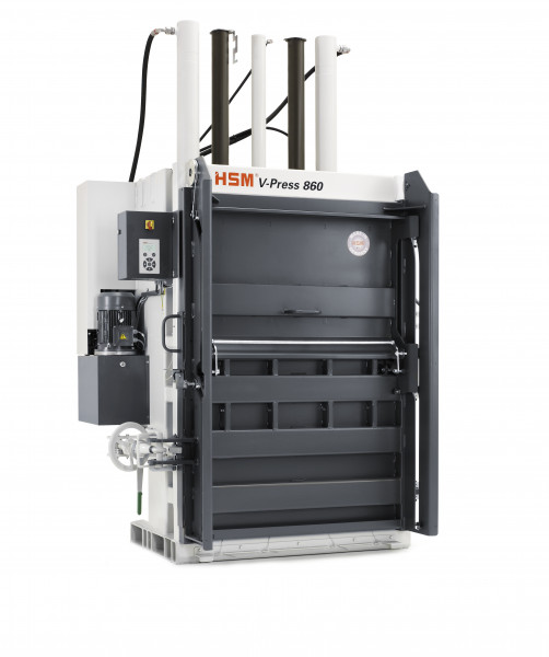HSM V-Press 860 plus QL